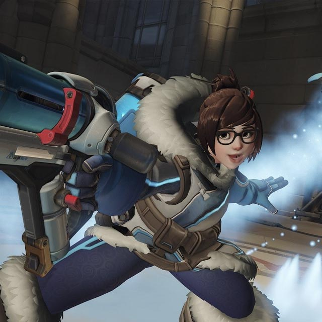 mei overwatch ultimate voice line