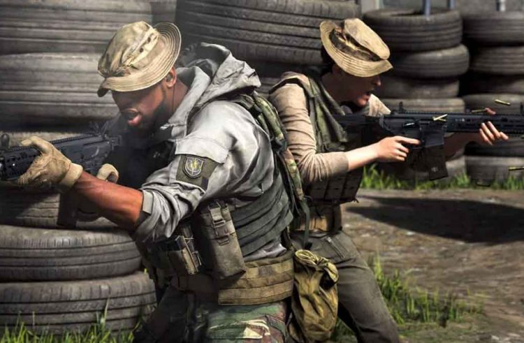 Modern Warfare PS4 alpha: Your chance to play this weekend