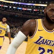 NBA 2K21 Next Gen Lebron James Build guide
