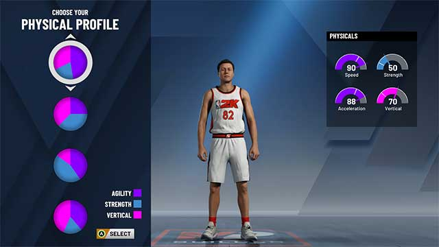 nba 2k20 my player builder