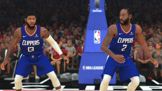 nba 2k20 ratings