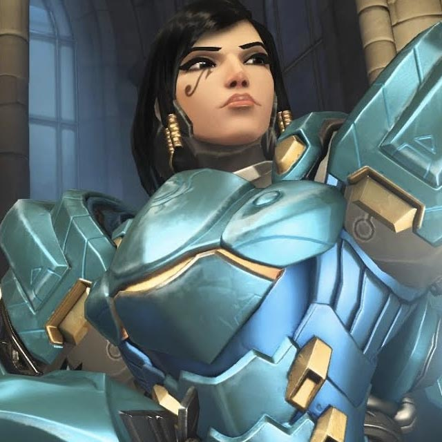 pharah overwatch ultimate voice line