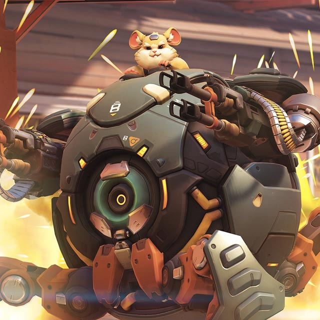wrecking ball overwatch ultimate voice line