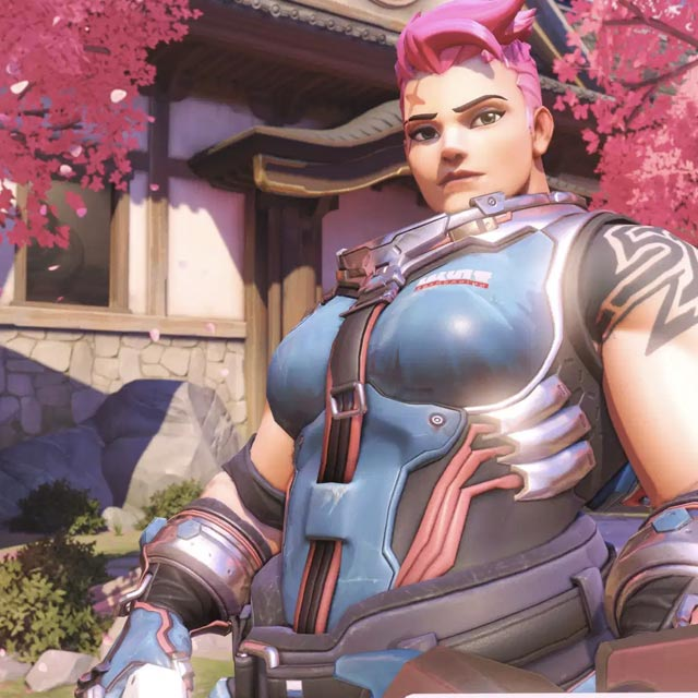 zarya overwatch ultimate voice line