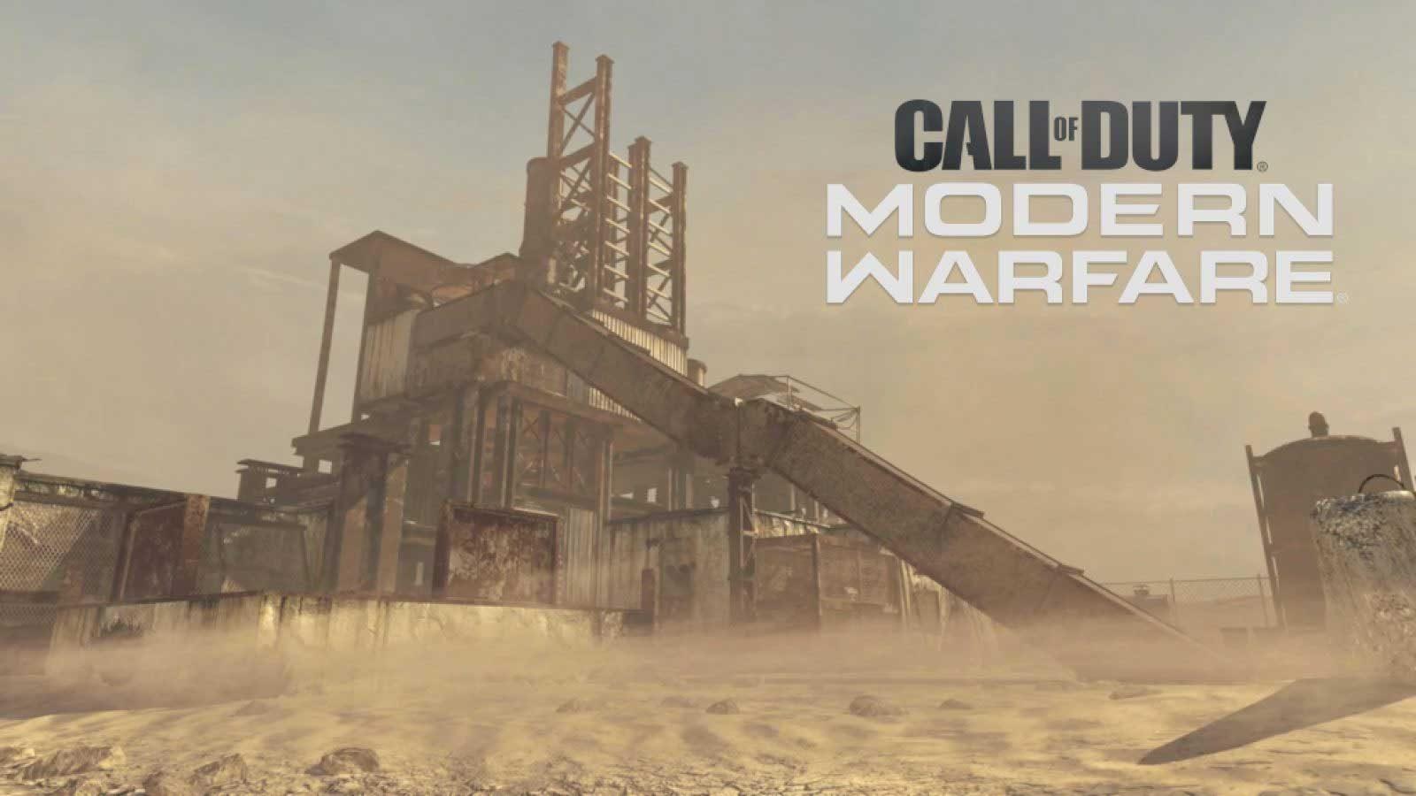 Is Modern Warfare 2's RUST map coming to this year's Modern Warfare?