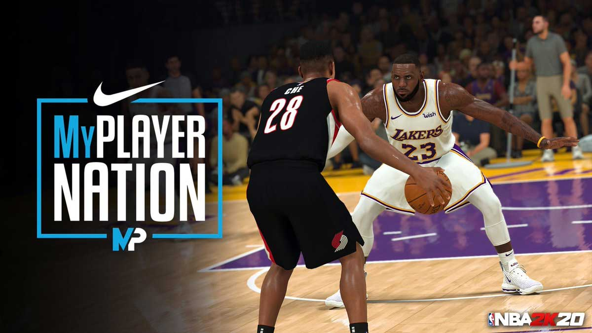 NBA 2K20 My Player Nation: What's in store for NBA 2K's most popular mode?