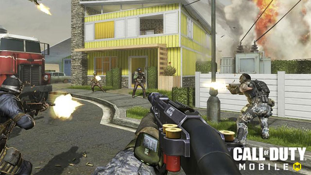 call of duty mobile error