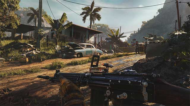 far cry 6 screenshot