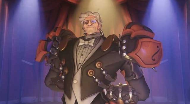 Overwatch skin challenge amplifies Sigma's melody