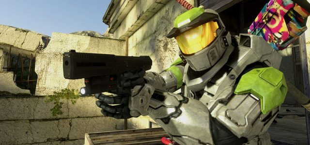 Halo 3 set for new weapons, skins for first time in 13 year history
