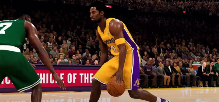 NBA 2K21 Kobe Bryant Build: How To Create and Honour the Black Mamba