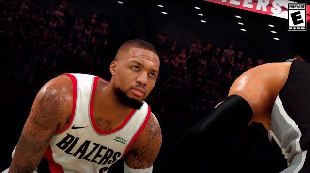NBA 2K21 shooting badges