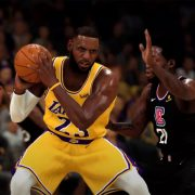 NBA 2K21 LeBron James build guide