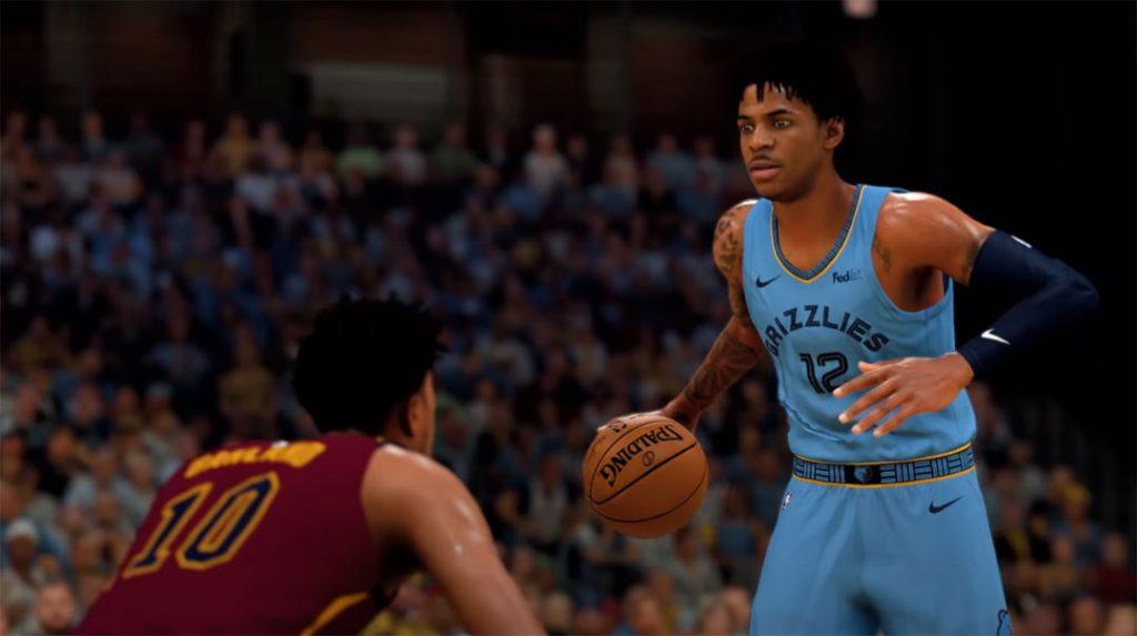 NBA 2K21 demo release