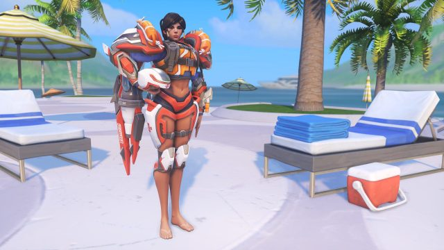 Overwatch Summer Games 2020 Legendary Skins and details