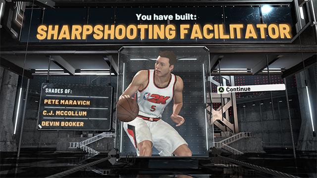 nba 2k21 best builds shooting guard