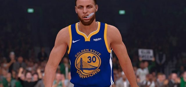NBA 2K21 Stephen Curry Build