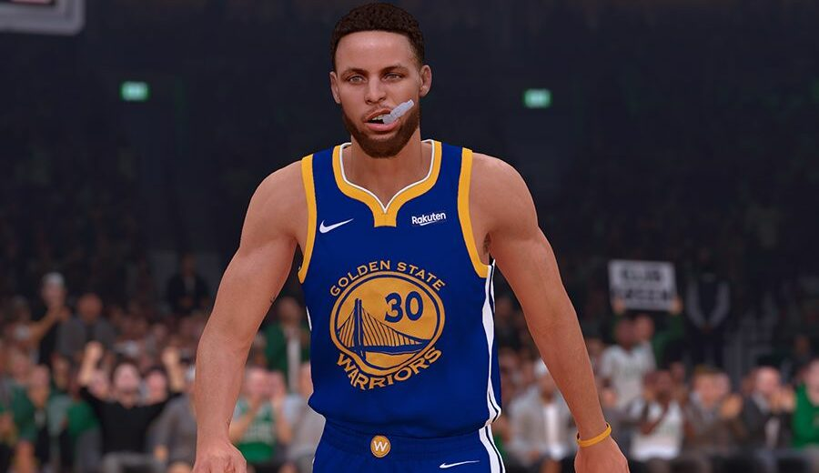 nba 2k21 steph curry build