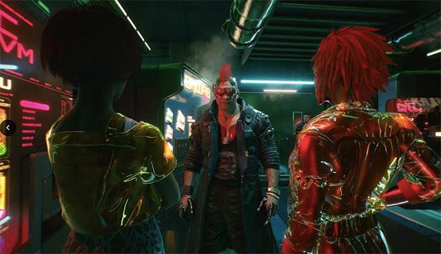 cyberpunk 2077 next gen
