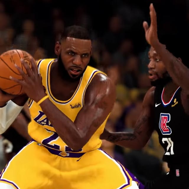 nba 2k21 lebron james wingspan