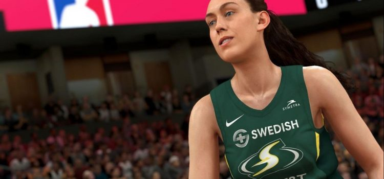 Nba 2k21 Will Feature Female Myplayer Builder On Xbox Series X Ps5 Fenix Bazaar