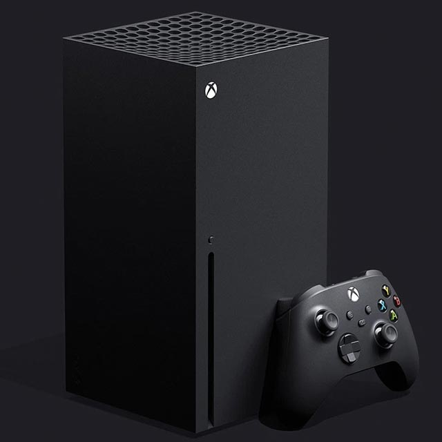 xbox series x hands on