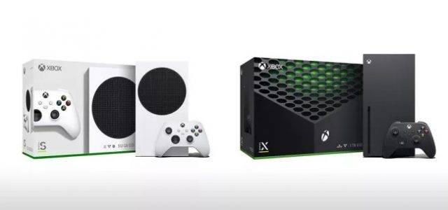 Xbox Series X / Series S Pre-Order: When, where and how to pre-order in your country