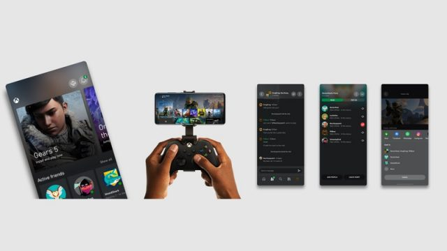 xbox android app