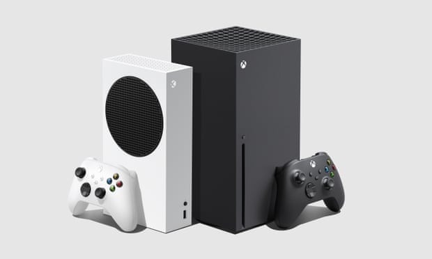 Xbox Series X and Series S Box Art embraces the vent