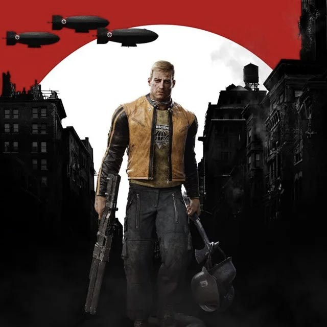 wolfenstein x series x