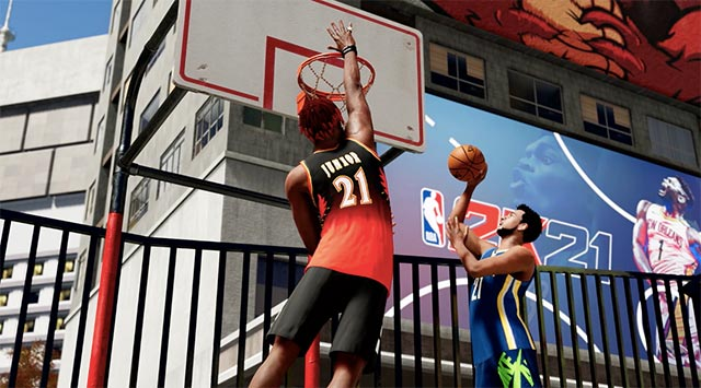 nba 2k21 next gen myplayer