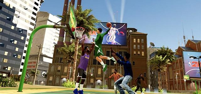 NBA 2K21 next-gen Park details: The City is 'many, many times larger' than The Neighborhood