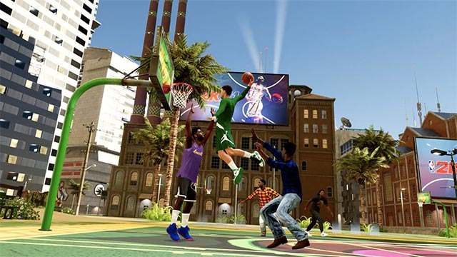 nba 2k21 next gen park