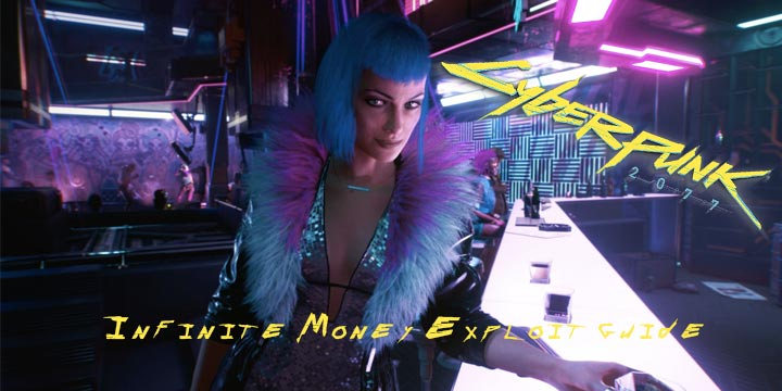 Cyberpunk 2077 infinite money, Legendary components and mods guide: How to earn unlimited cash and resources at drop boxes