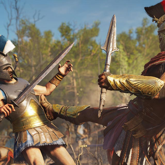 assassin's creed odyssey 60fps