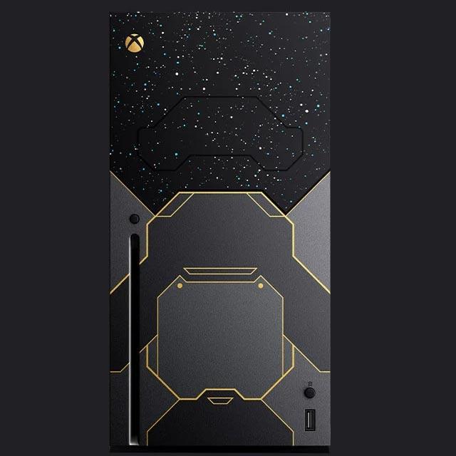 xbox series x halo edition