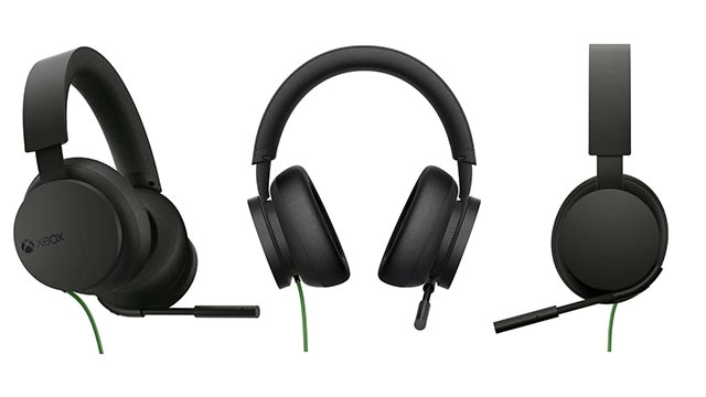 xbox series x wired headset