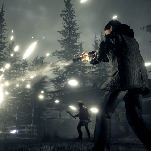 alan wake remastered release date