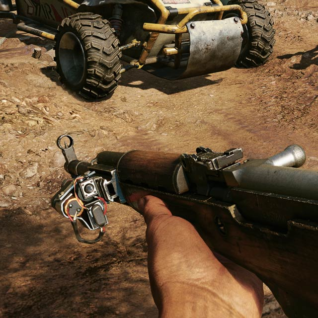far cry 6 weapons